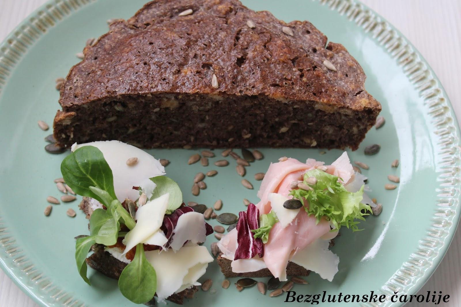 Bezglutenski hleb sa heljdom i semenkama i trodnevna bezglutenska avantura – Moračke planine i kanjon Mrtvice
