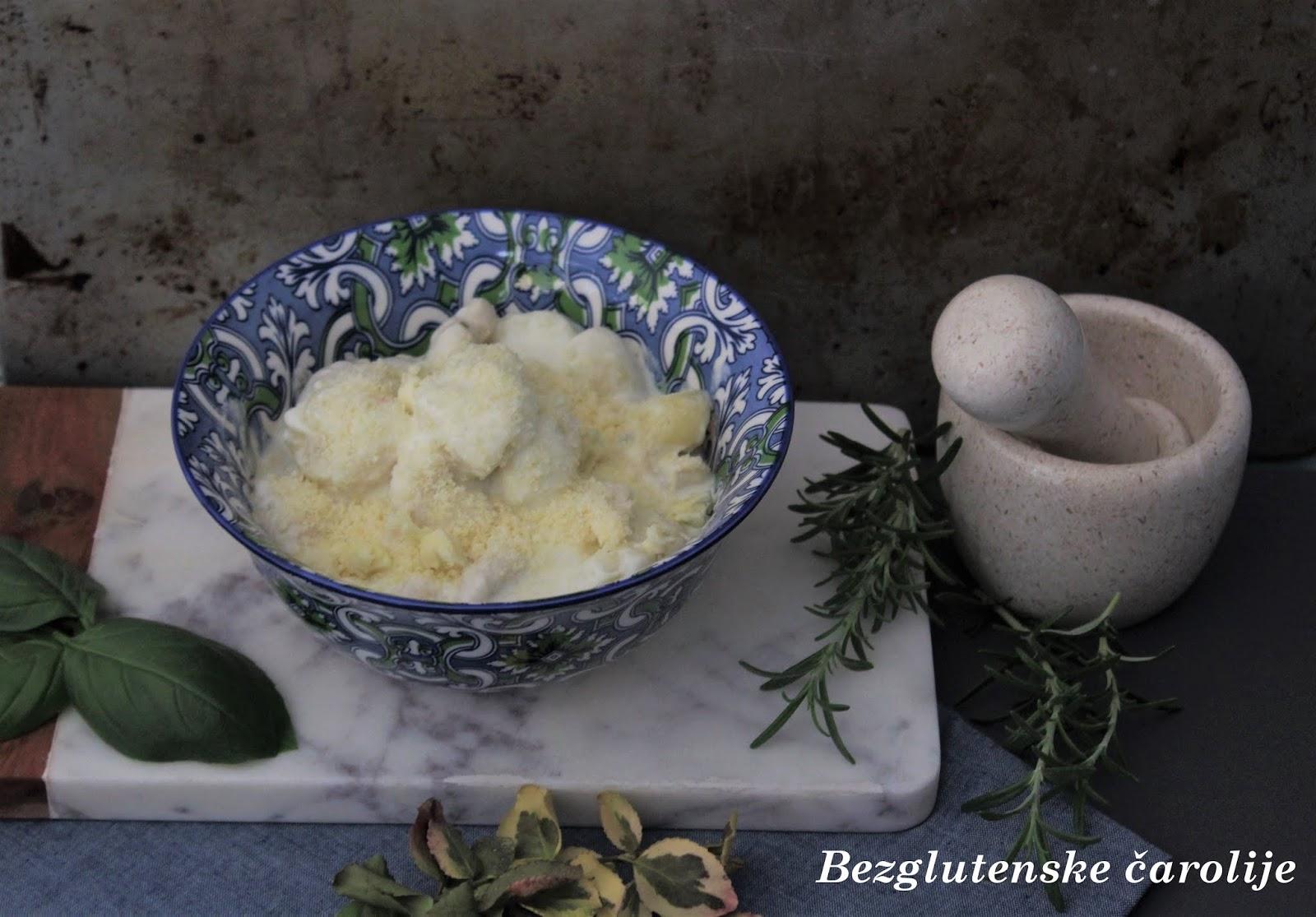 Gluten free Piletina u sosu od gorgonzole #EatSmartChallenge