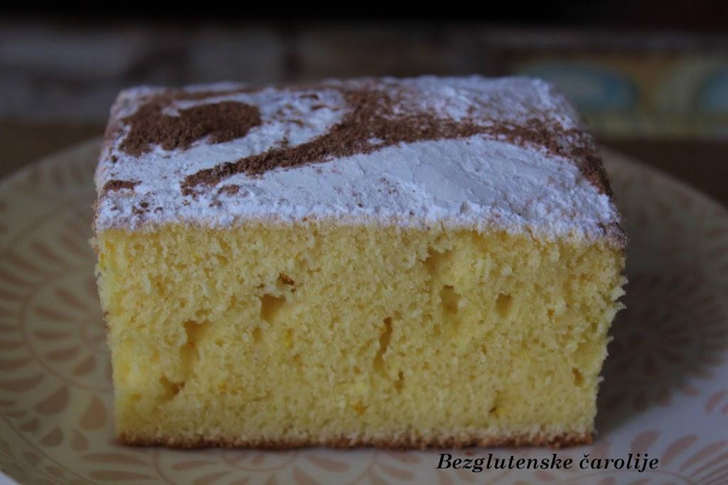 Bezglutenci na ekskurziji i firentinski kolač sa pomorandžom (Schiacciata Fiorentina)