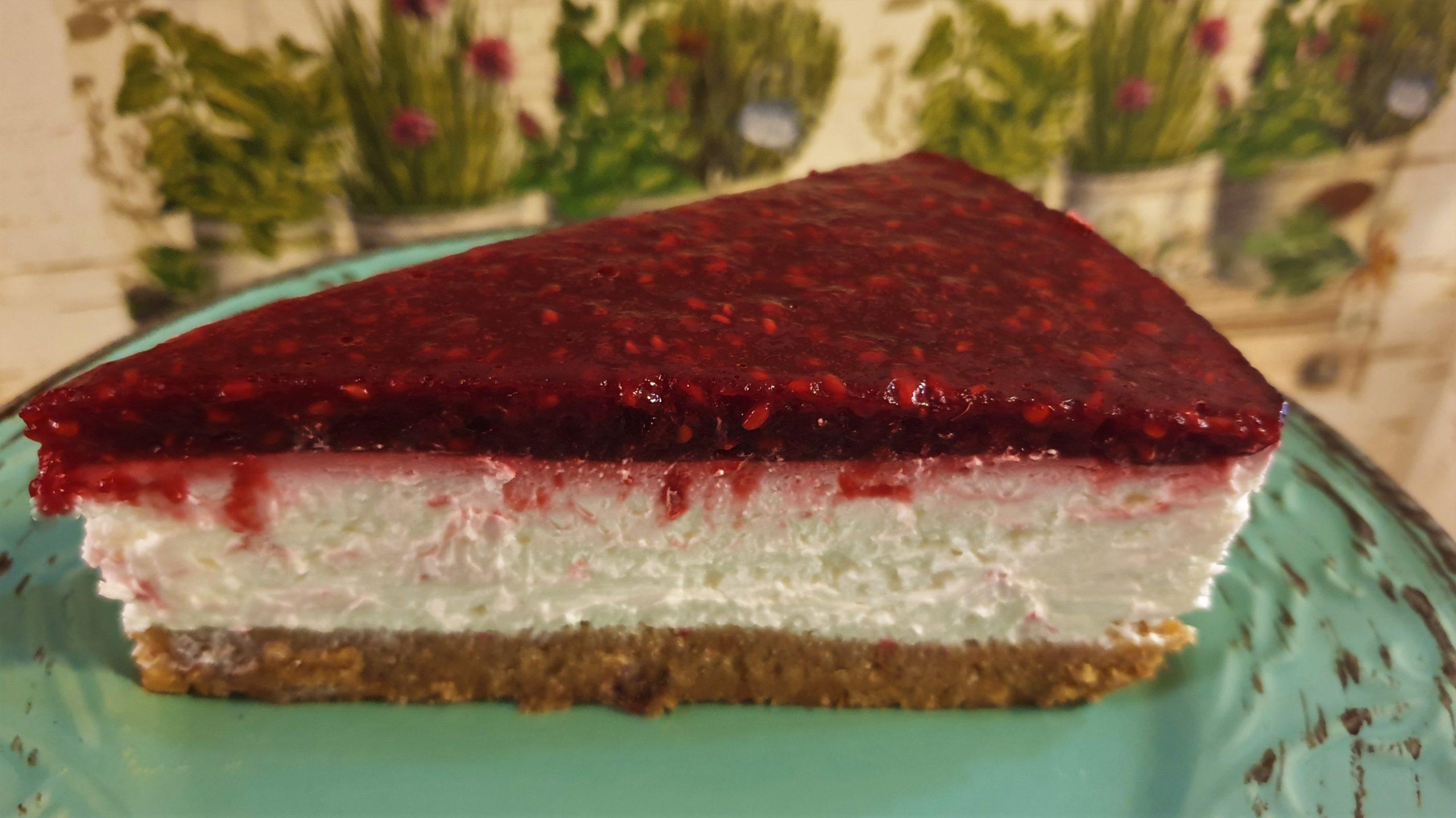 Cheesecake ili čizkejk bez glutena i vreme izolacije